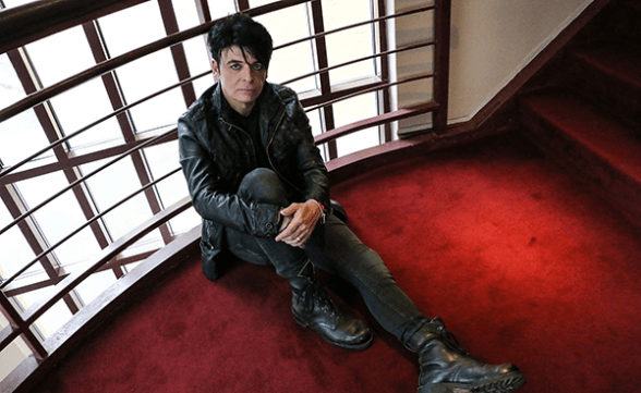 "Streaming del nuevo disco de Gary Numan: ""Savage (Songs From A Broken World)"""
