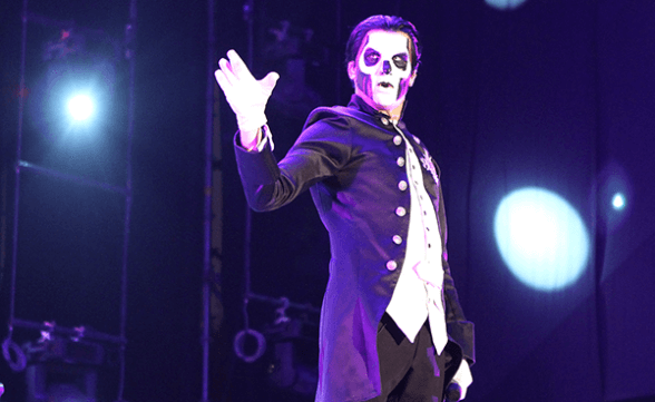 Lollapalooza Chile 2016: Ghost