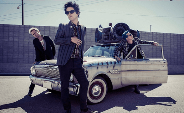 "Nuevo video de Green Day: ""Troubled Times"""