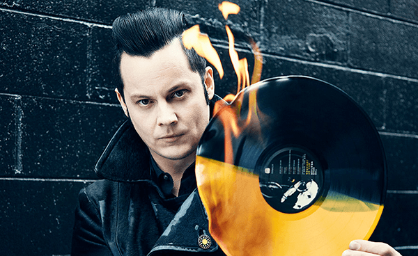 "Streaming del nuevo disco compilatorio de Jack White: ""Acoustic Recordings: 1998-2016"""