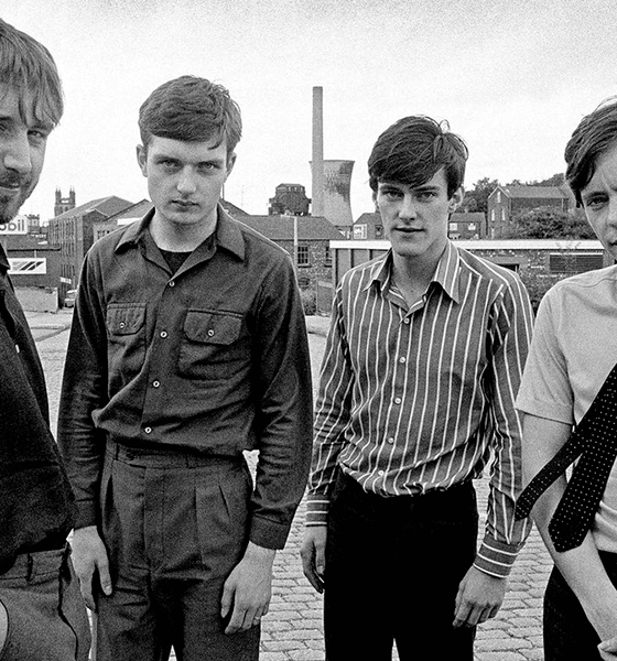 Joy Division publica el primer video de Unknown Pleasures