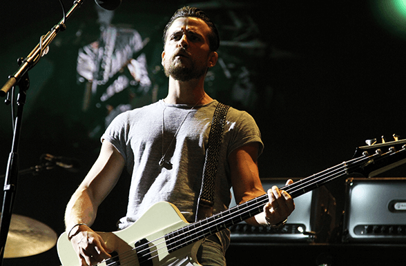 KINGS OF LEON LOLLAPALOOZA CHILE 2015 02
