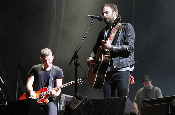 KINGS OF LEON LOLLAPALOOZA CHILE 2015 03