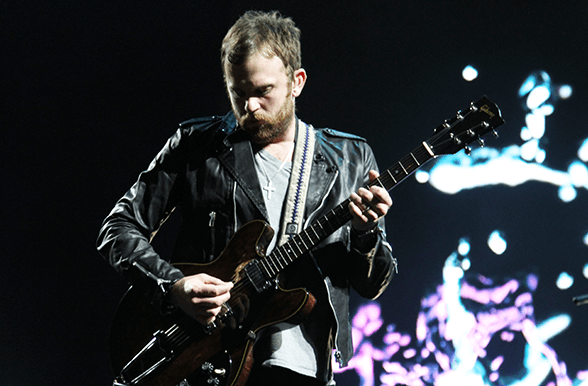 KINGS OF LEON LOLLAPALOOZA CHILE 2015 05