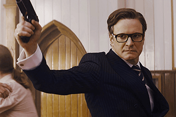 KINGSMAN THE SECRET SERVICE 01