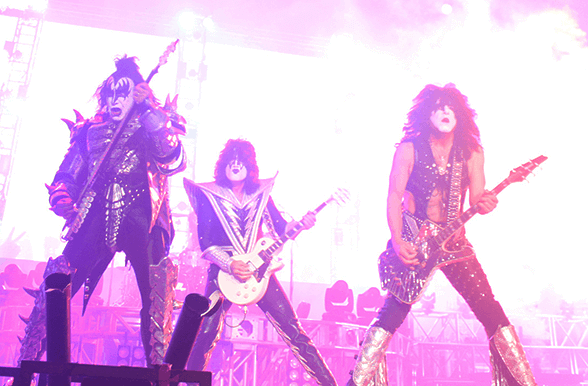KISS CHILE 2015 05