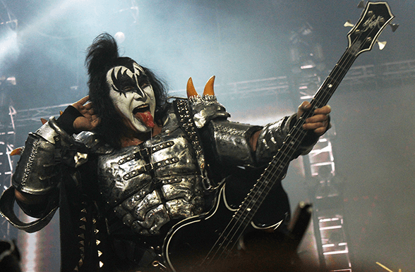 KISS CHILE 2015 07