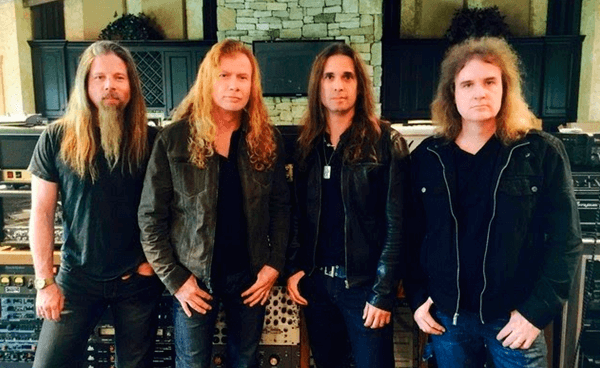 """Nuevo video de Megadeth: """"The Threat Is Real"""""""
