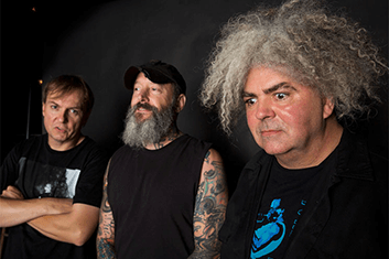 MIKE & THE MELVINS 01