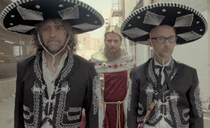 "Mira ""The Perfect Life"", video de la colaboración entre Moby y Wayne Coyne"