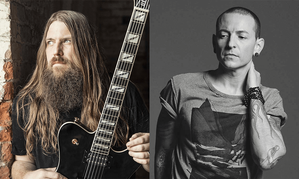 Lamb Of God publicó en YouTube una nueva canción con Chester Bennington