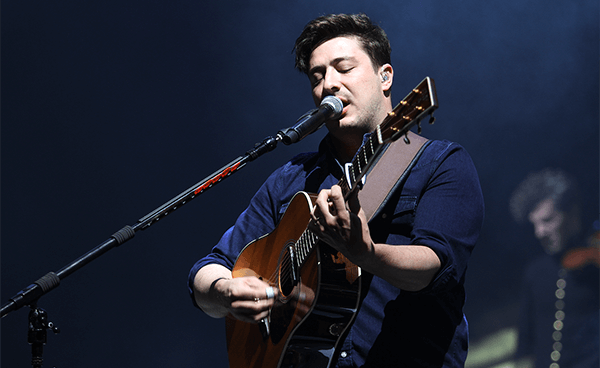 Lollapalooza Chile 2016: Mumford & Sons