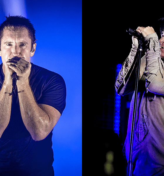 Nine Inch Nails Gary Numan