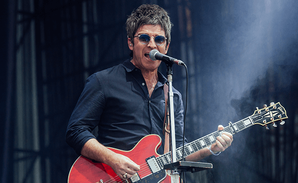 Galería fotográfica de Noel Gallagher's High Flying Birds @ Lollapalooza Chile (20/03/2016)
