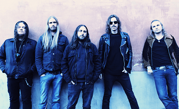 Opeth confirma su regreso a Chile