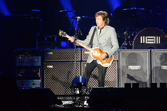PAUL MCCARTNEY CHILE 2014 05