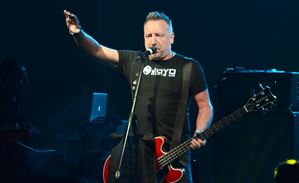 Peter Hook & The Light volverá a Chile en diciembre