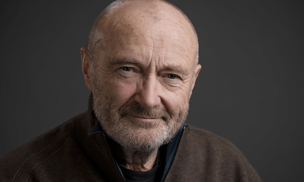 Phil Collins regresa a Chile en marzo de 2018