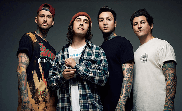 Concierto de Pierce The Veil en Chile cambia de recinto