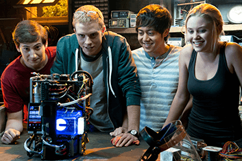 PROJECT ALMANAC 01