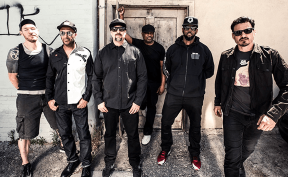 "Nuevo video de Prophets Of Rage: ""Hail To The Chief"""