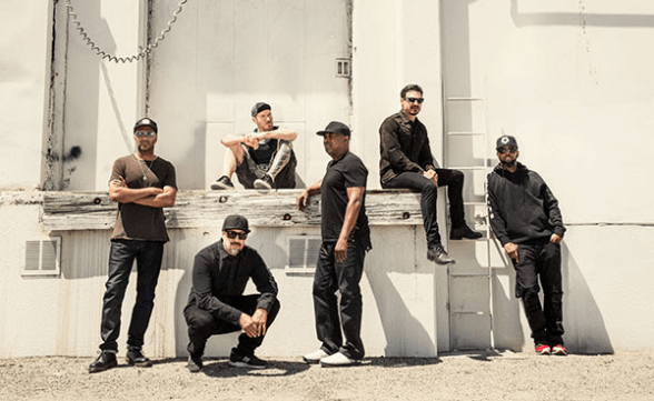 "Streaming del primer disco de Prophets Of Rage: ""Prophets Of Rage"""