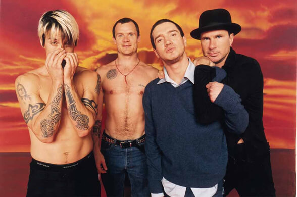 RED HOT CHILI PEPPERS 04
