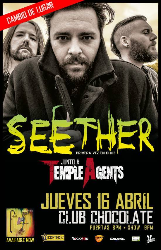 SEETHER CAMBIO RECINTO
