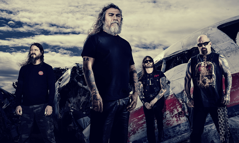 Confirman show que reunirá a Slayer, Megadeth y Anthrax en Chile