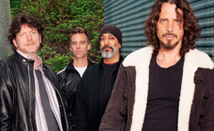 "Mira a Soundgarden tocando en vivo en ""Live From The Artist's Den"""