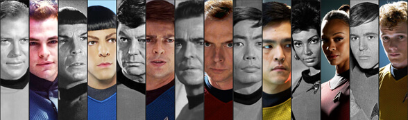 STAR TREK INTO DARKNESS HUINCHA CUMA