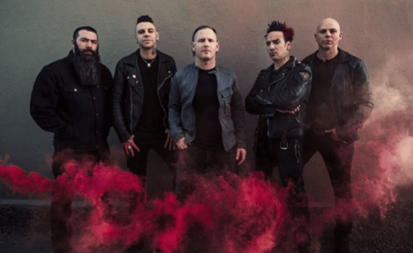 """Nuevo video de Stone Sour: """"Rose Red Violent Blue (This Song Is Dumb & So Am I)"""""""