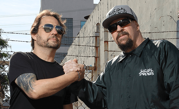 Gana un Meet & Greet con Suicidal Tendencies