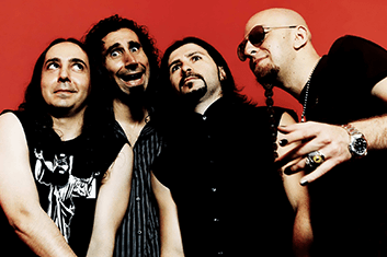 SYSTEM OF A DOWN 01