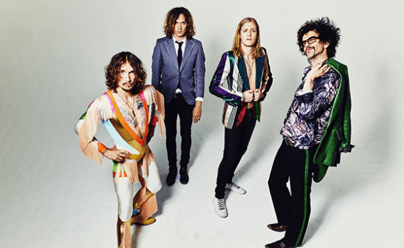 "Nueva canción y video de The Darkness: ""Southern Trains"""