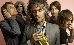 "Streaming del nuevo EP de The Flaming Lips: ""Peace Sword"""