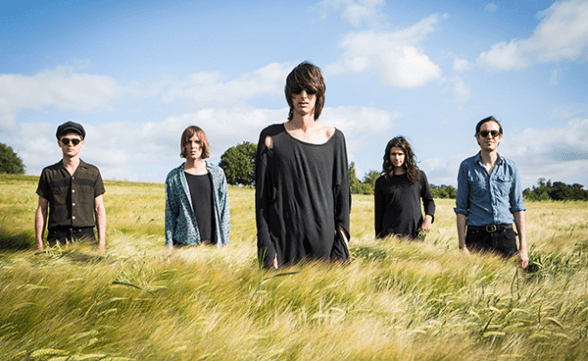 "Streaming del nuevo disco de The Horrors: ""V"""
