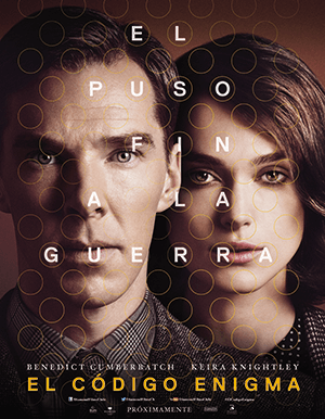 THE IMITATION GAME AFICHE