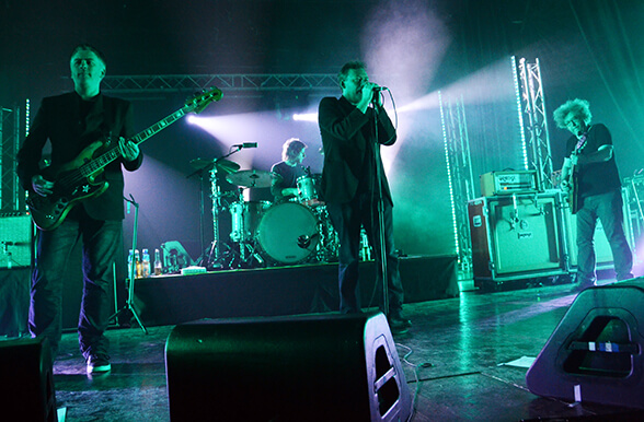 THE JESUS AND MARY CHAIN CHILE 2014 05