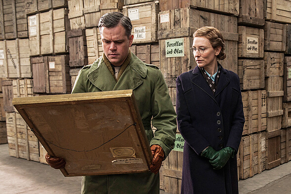 THE MONUMENTS MEN 02