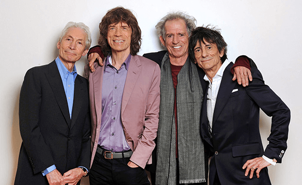 "The Rolling Stones realiza cover de ""Come Together"" de The Beatles"