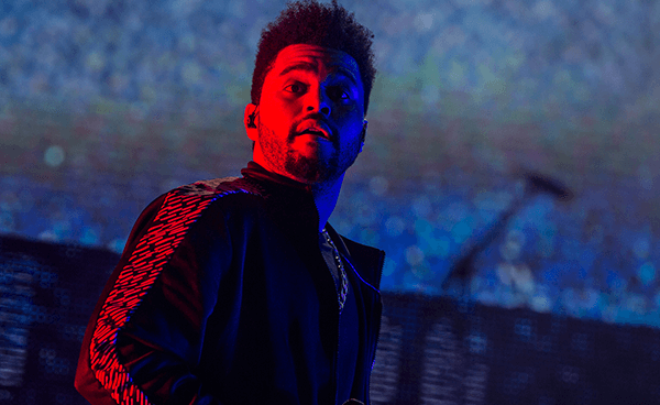 Galería fotográfica de The Weeknd @ Lollapalooza Chile (02/04/2017)