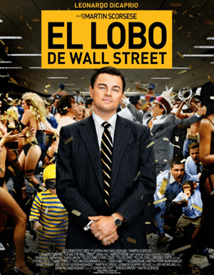 THE WOLF OF WALL STREET 2014