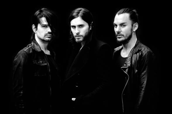 THIRTY SECONDS TO MARS 02