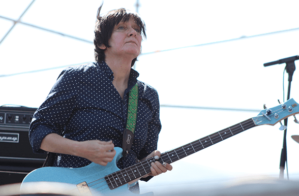 THURSTON MOORE BAND ROCKOUT 2014 05
