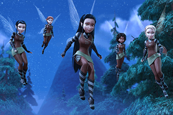TINKER BELL AND THE LEGEND OF THE NEVERBEAST 03
