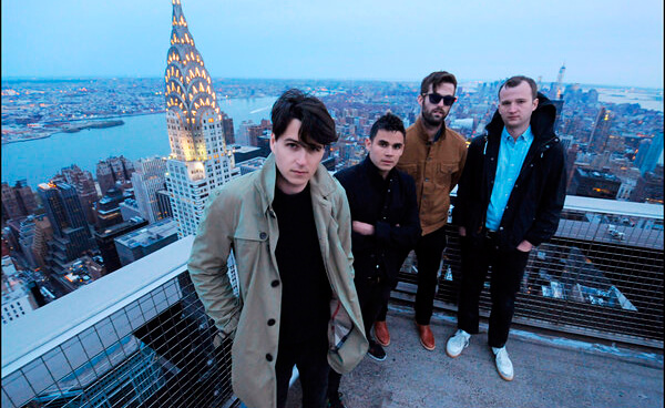 "Adelanto de Vampire Weekend en el Artists Den: ""Step"""
