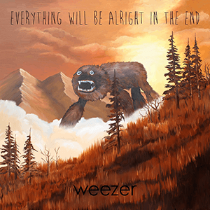 WEEZER - EVERYTHING WILL BE ALRIGHT IN THE END 2014