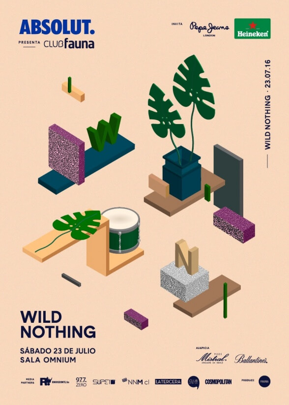 Wild Nothing Chile 2016
