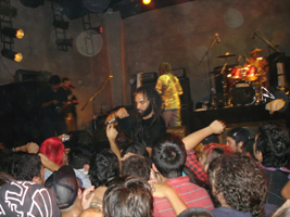 Bad Brains en Chile